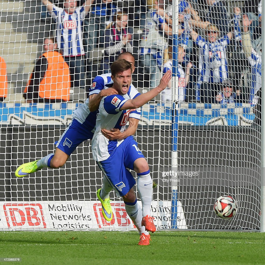 Hertha BSC v Borussia Mnchengladbach - Bundesliga : News Photo