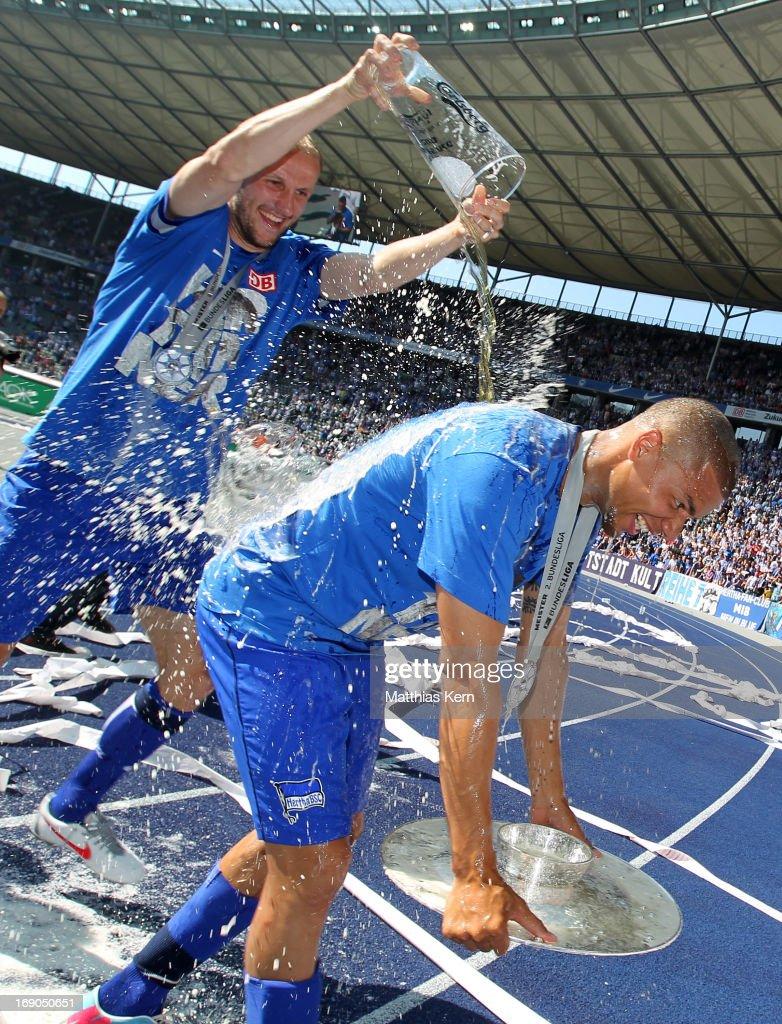 Hertha BSC Berlin v Energie Cottbus - 2. Bundesliga