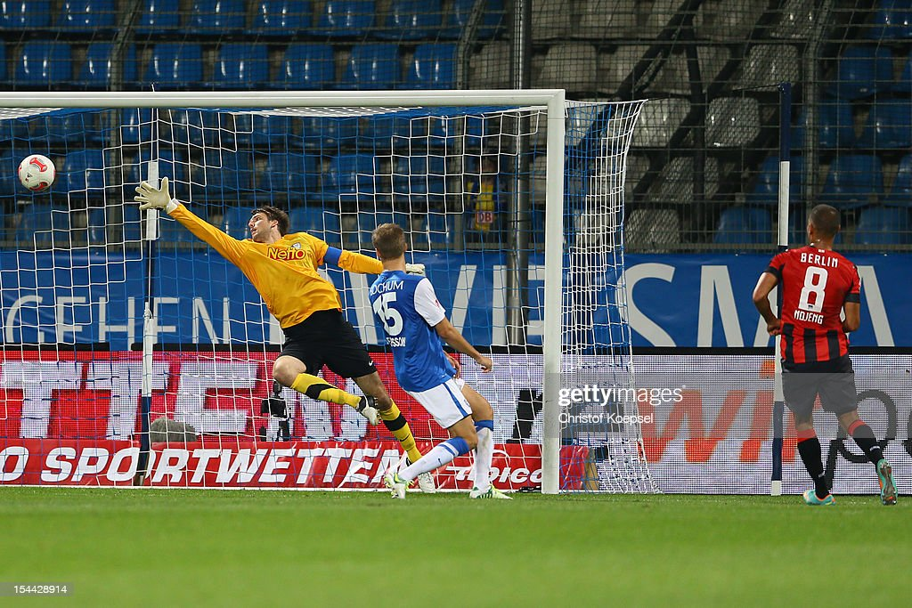 VfL Bochum v Hertha BSC Berlin - 2. Bundesliga