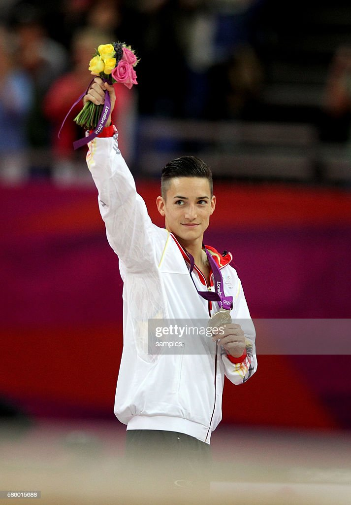 Olympische Sommerspiele 2012 : Turnen Barren Finale : News Photo
