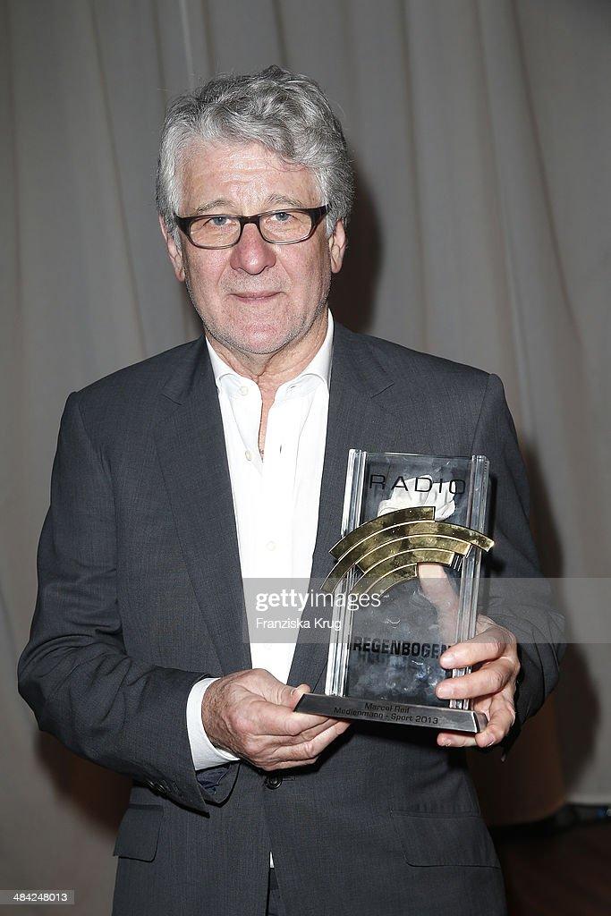 Radio Regenbogen Award 2014 - Arrivals : News Photo