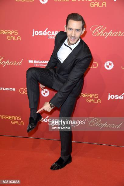 Marcel Remus attends the 23th Annual Jose Carreras Gala on December 14 2017 in Munich Germany