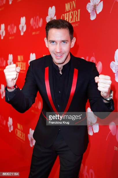 Marcel Remus attends the Mon Cheri Barbara Tag 2017 at Postpalast on November 30 2017 in Munich Germany
