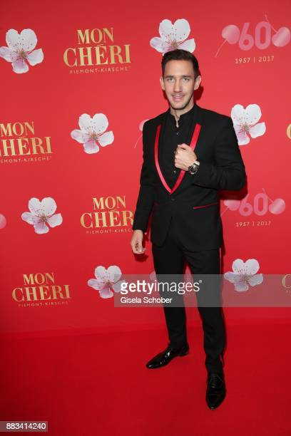 Marcel Remus attends the Mon Cheri Barbara Tag at Postpalast on November 30 2017 in Munich Germany