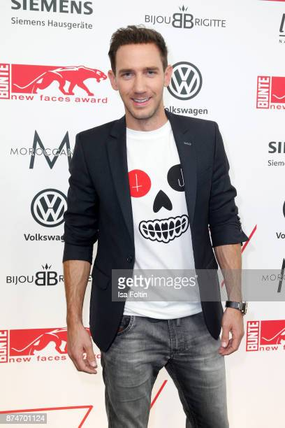 Marcel Remus attends the New Faces Award Style 2017 at The Grand on November 15 2017 in Berlin Germany