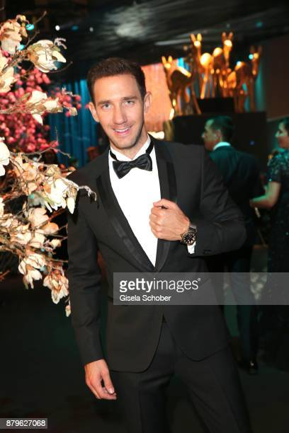 Marcel Remus during the Bambi Awards 2017 after party at Atrium Tower Stage Theater on November 16 2017 in Berlin Germany