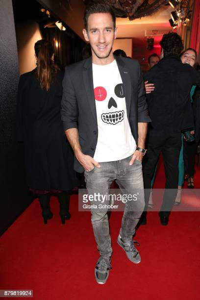 Marcel Remus during the New Faces Award Style 2017 at 'The Grand' hotel on November 15 2017 in Berlin Germany