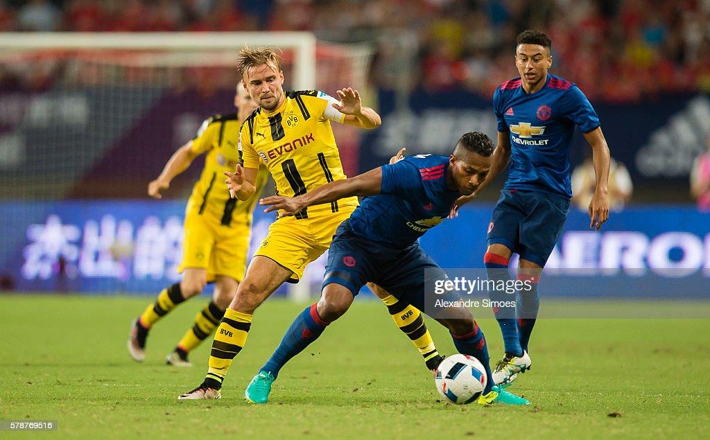 Borussia Dortmund Summer Tour Asia 2016 : News Photo