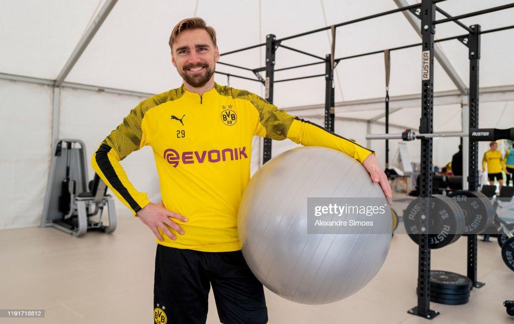 Borussia Dortmund Marbella Training Camp - Day 1 : News Photo