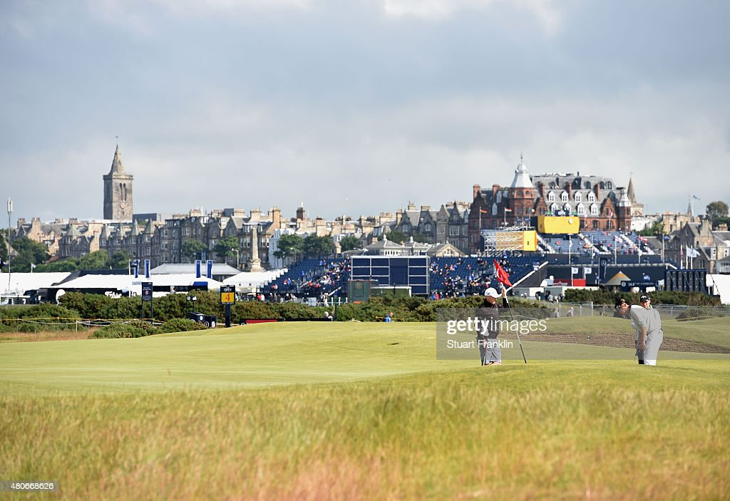 144th Open Championship - Previews : News Photo