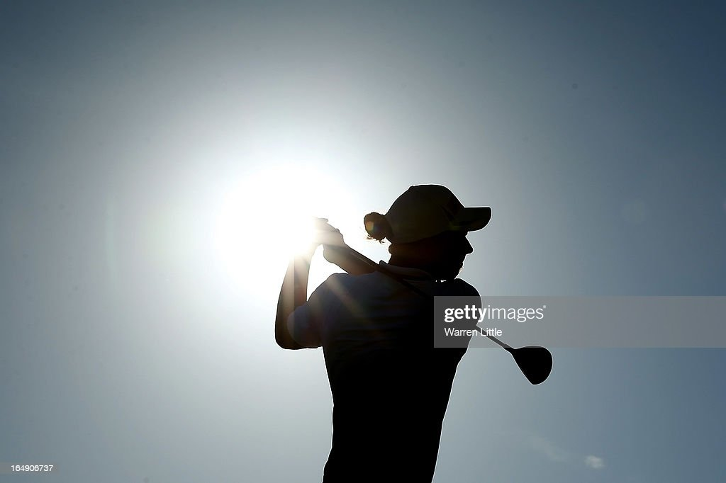 Trophee du Hassan II Golf - Day Two