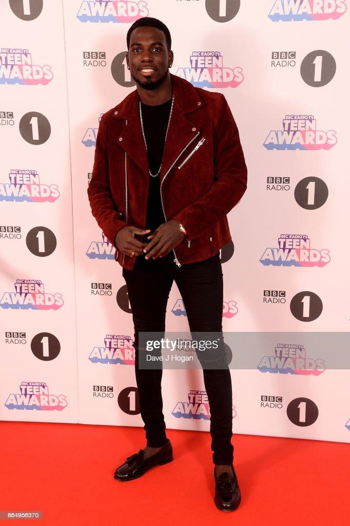 BBC Radio 1 Teen Awards 2017 - VIP Arrivals : News Photo