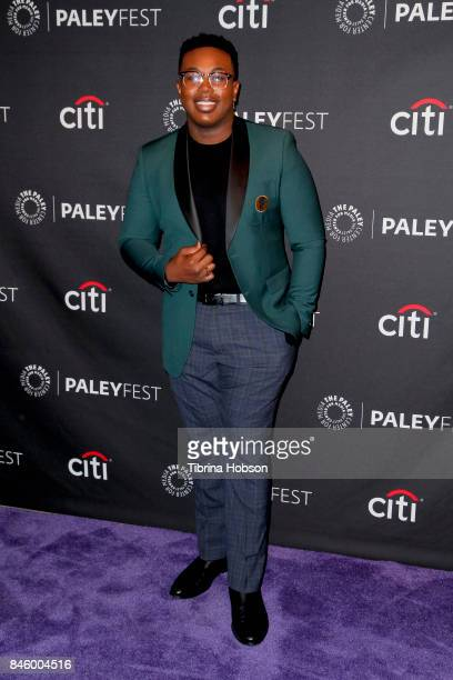 Marcel Spears attends The Paley Center for Media's 11th annual PaleyFest Fall TV Previews for ABC at The Paley Center for Media on September 9 2017...