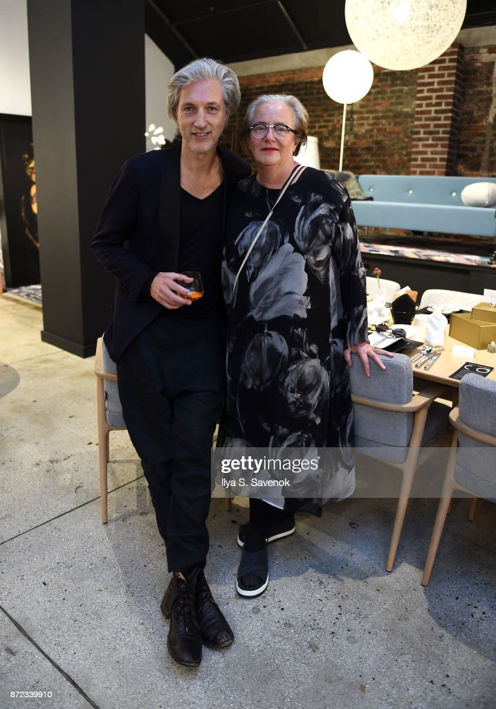6b68c7c6b9acb Surface Celebrates The Moooi x Gentle Monster Collaboration With A Private  Dinner   News Photo