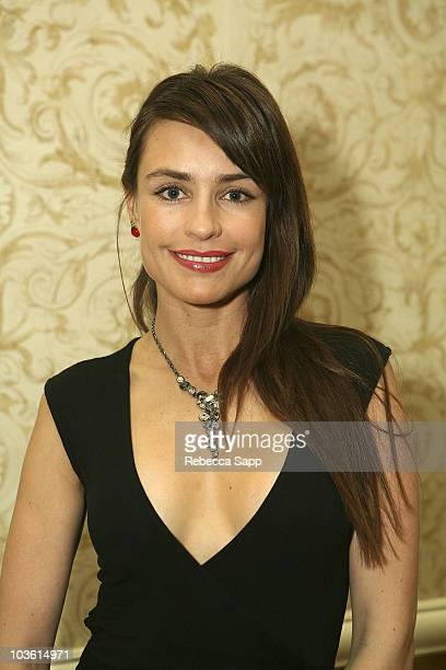 Marcela Mar at MercedesBenz Oscar Viewing Party at the Four Seasons on February 24 2008 in Beverly Hills California