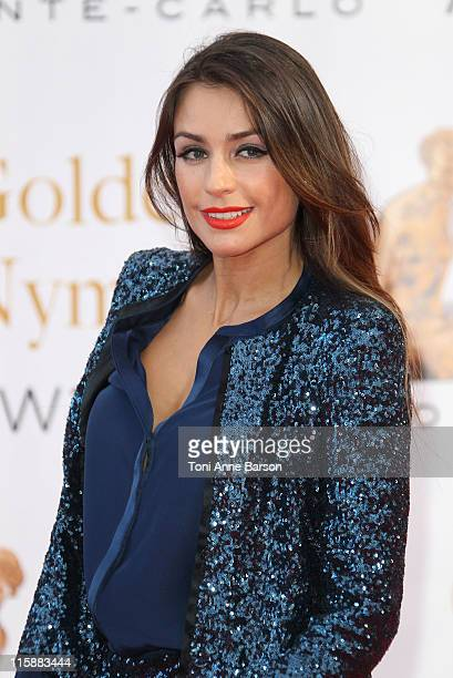 Marcela Mar attends the Closing Ceremony and The Golden Nymph Awards at the Grimaldi Forum on June 10 2011 in Monaco Monaco