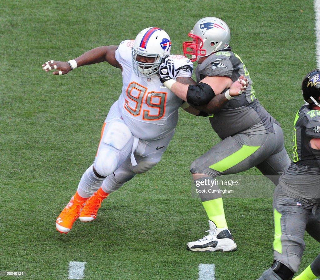 2014 Pro Bowl : News Photo