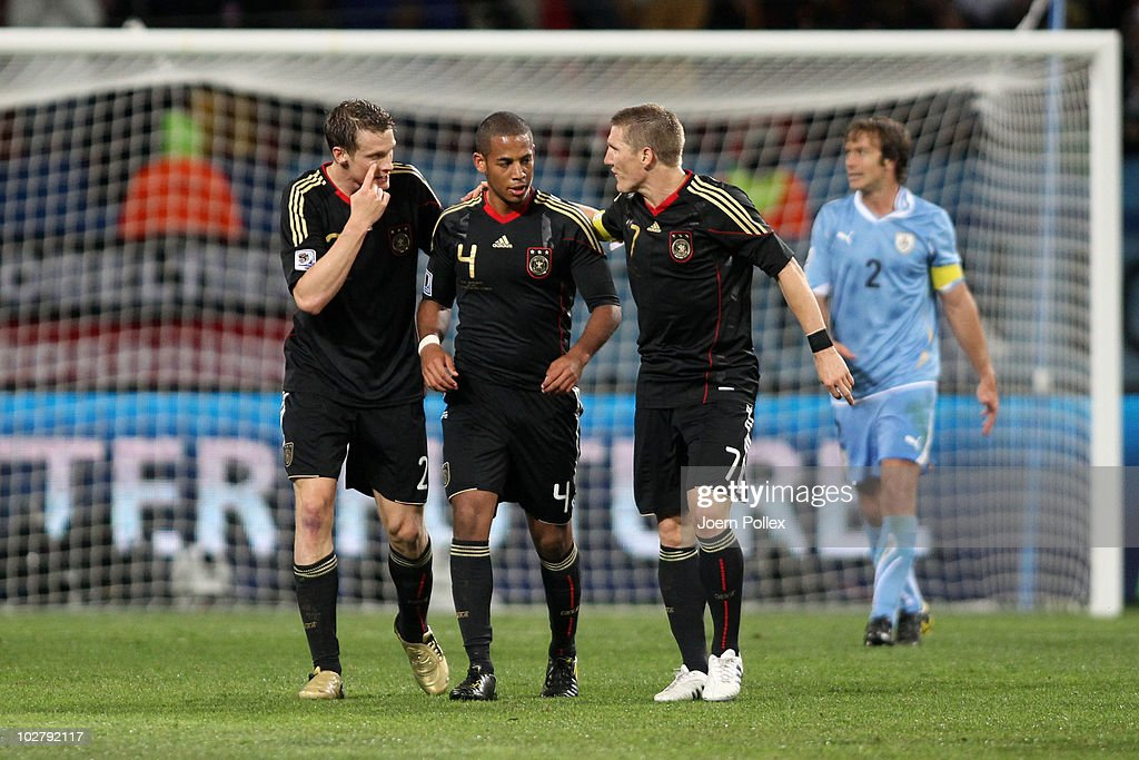 Uruguay v Germany: 2010 FIFA World Cup - Third Place Play-off : Nachrichtenfoto