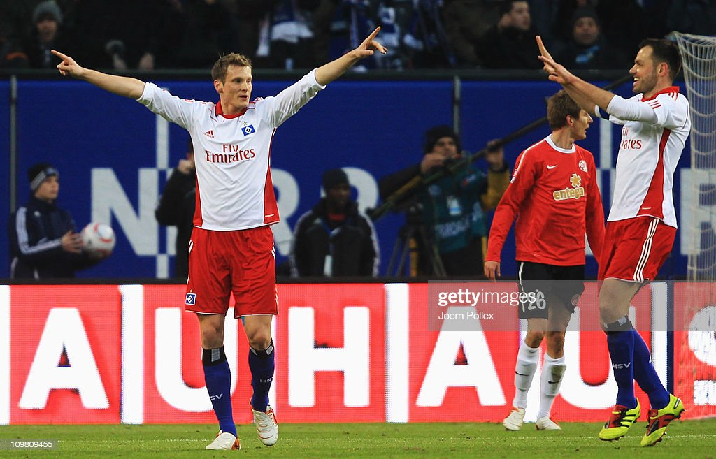 Hamburger SV v FSV Mainz 05 - Bundesliga