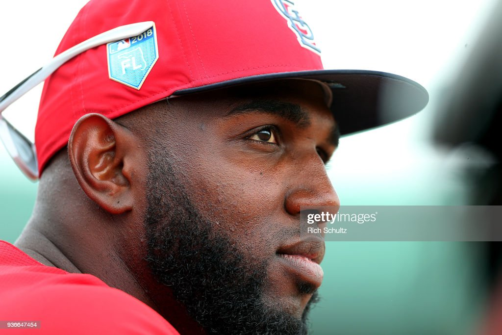 Miami Marlins v St Louis Cardinals : News Photo