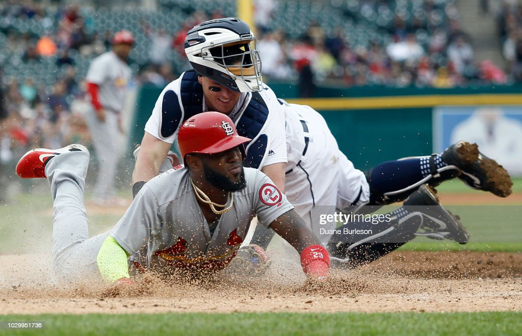 St Louis Cardinals  v Detroit Tigers