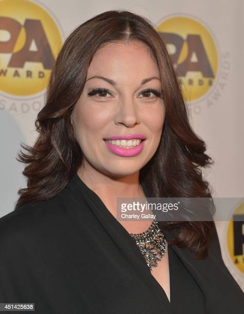 Marcella Araica attends The Pensado Awards at Fairmont Miramar Hotel on June 28 2014 in Santa Monica California