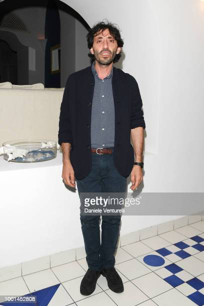 Marcello Fonte attends 2018 Ischia Global Film Music Fest on July 18 2018 in Ischia Italy