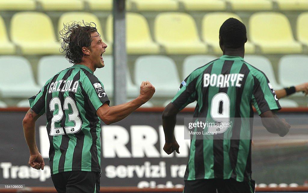 US Sassuolo Calcio v AS Varese - Serie B