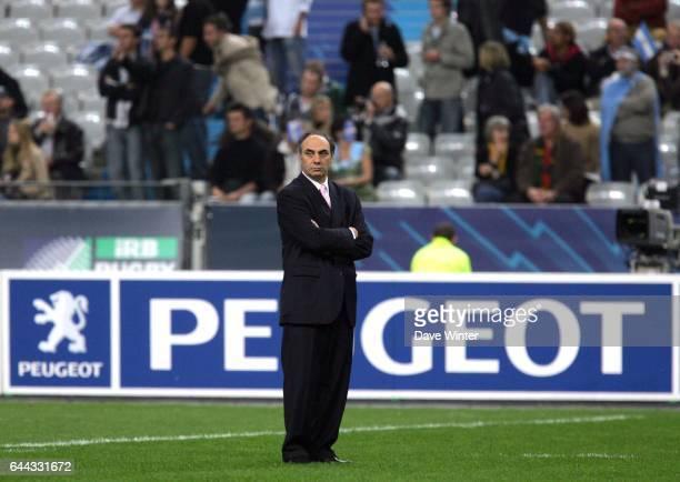 Marcello LOFFREDA Argentine / Afrique du Sud Coupe du monde de rugby 2007 Stade de France Photo Dave Winter / Icon Sport