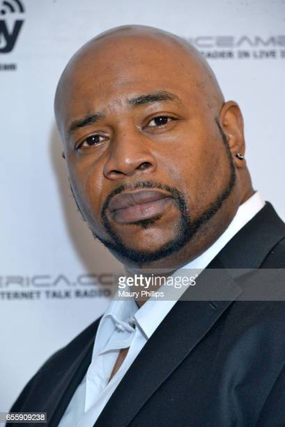 Marcello Thedford arrives at the 1st Annual Influencers Unite Gala and Eric Zuley birthday celebration on March 18 2017 in Dana Point California