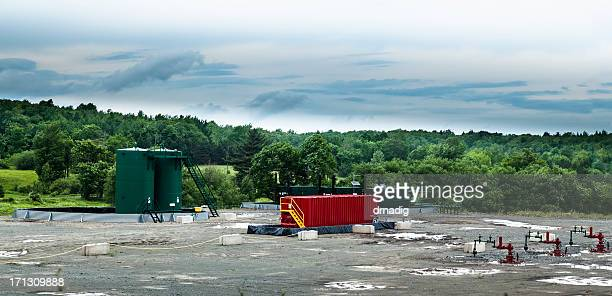 Marcellus Shale Gas Well Site