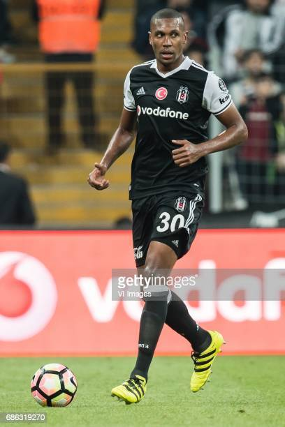 Marcelo Antonio Guedes Filho of Besiktas JKduring the Turkish Spor Toto Super Lig football match between Besiktas JK and Kasimpasa AS on May 20 2017...