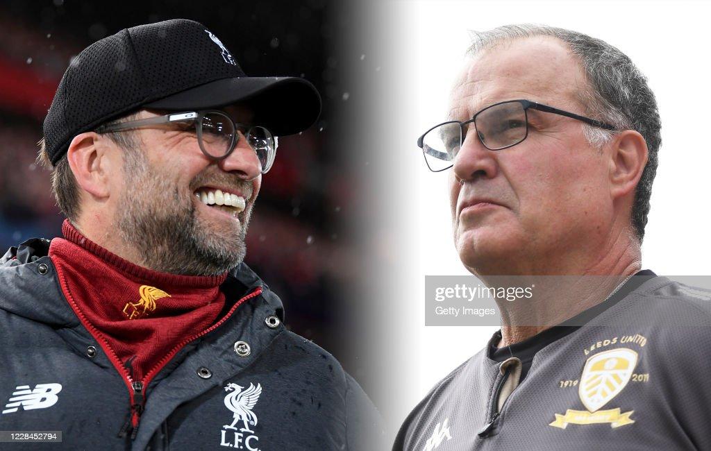 Liverpool v Leeds United - Premier League : News Photo