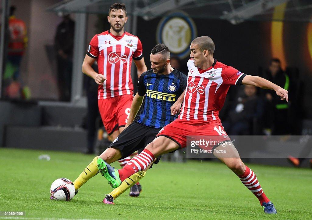 FC Internazionale Milano v Southampton FC - UEFA Europa League : News Photo
