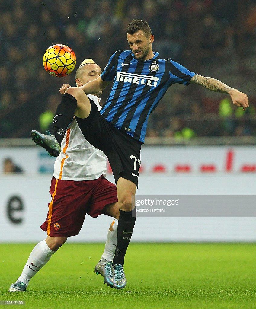 FC Internazionale Milano v AS Roma - Serie A : News Photo