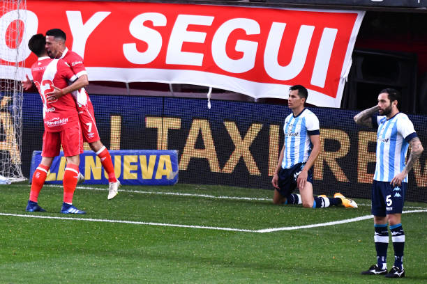 ARG: Argentinos Juniors v Racing Club - Torneo Liga Profesional 2021