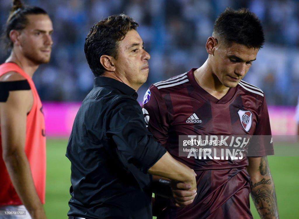Atletico Tucuman v River Plate - Superliga 2019/20 : News Photo