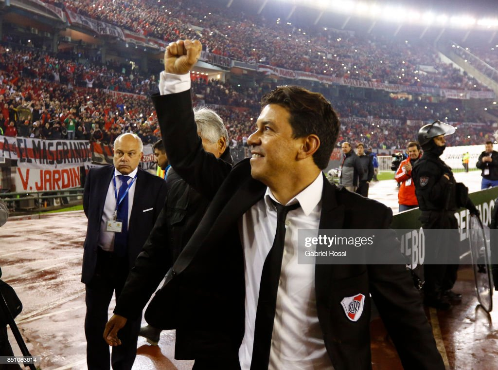 River v Wilstermann - Copa CONMEBOL Libertadores : News Photo