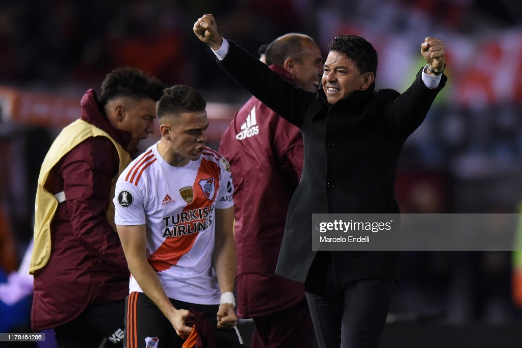 River Plate v Boca Juniors - Copa CONMEBOL Libertadores 2019 : News Photo