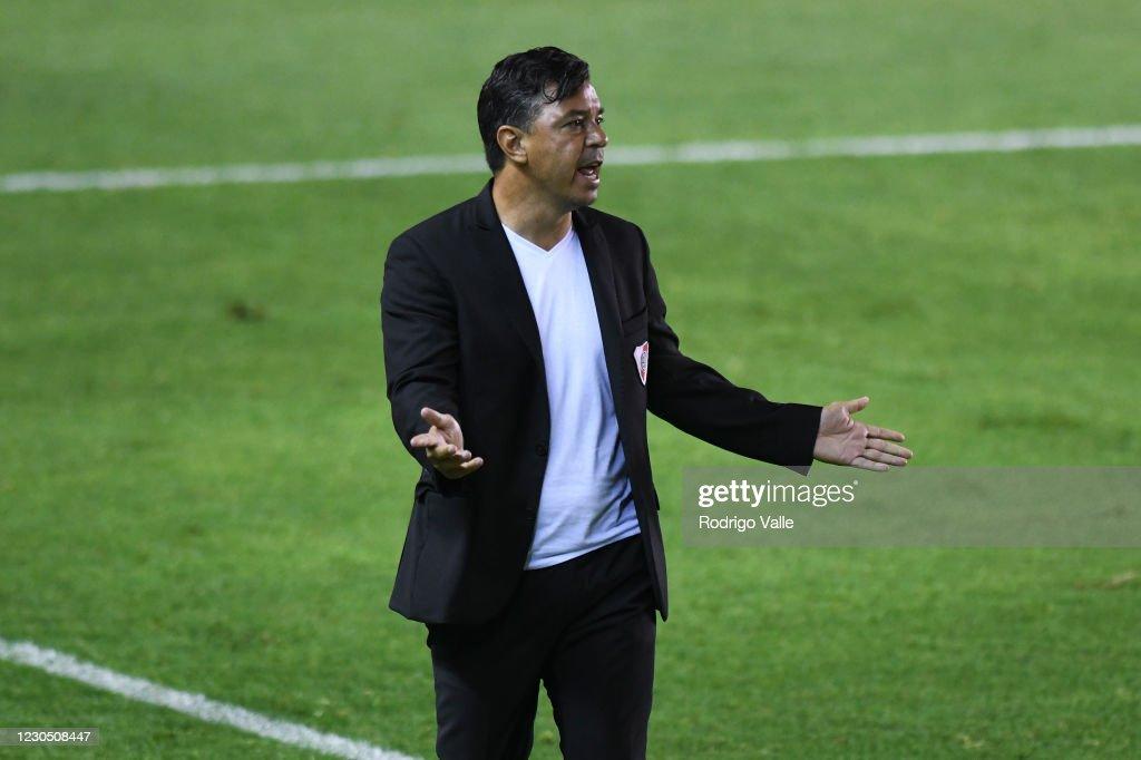 River Plate v Independiente - Copa Diego Maradona 2020 : ニュース写真