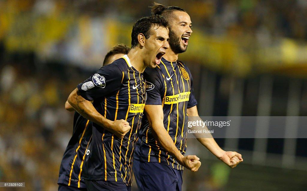 Rosario Central v Nacional - Copa Bridgestone Libertadores 2016 : News Photo