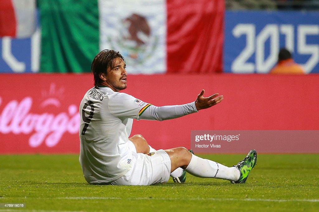 Mexico v Bolivia: Group A - 2015 Copa America Chile