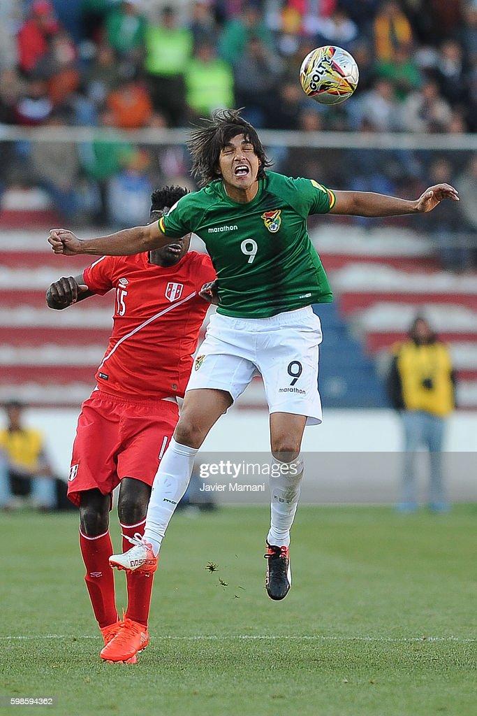 Bolivia v Peru - FIFA 2018 World Cup Qualifiers