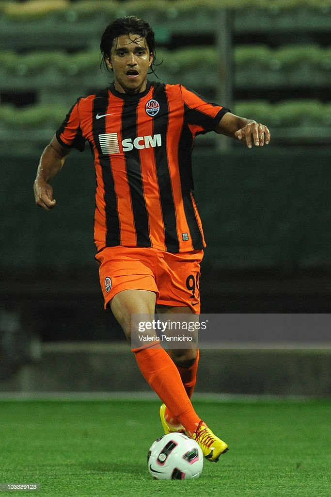 Parma FC v FC Shakhtar Donetsk - Pre-Season Friendly : ニュース写真