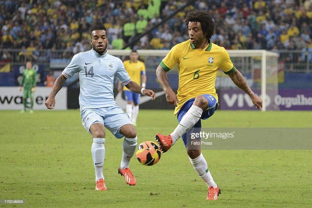 Brazil v France - Friendly Match : Photo d'actualité