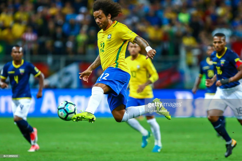 Brazil v Equador - 2018 FIFA World Cup Russia Qualifier : News Photo