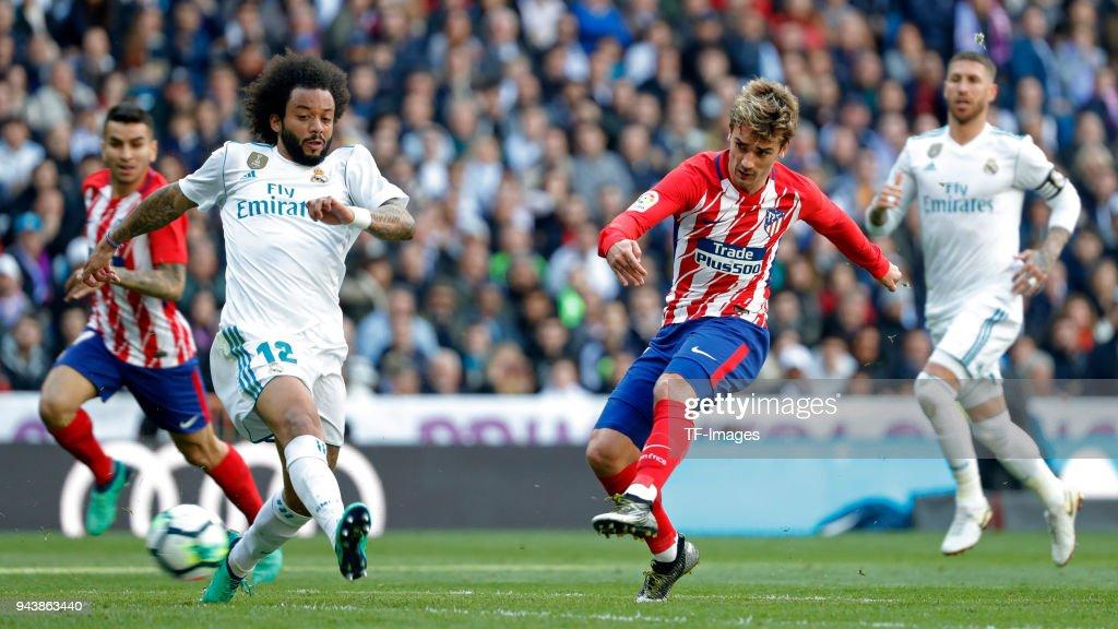 Real Madrid v Atletico Madrid - La Liga : Photo d'actualité