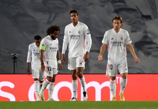 ESP: Real Madrid v Shakhtar Donetsk: Group B - UEFA Champions League
