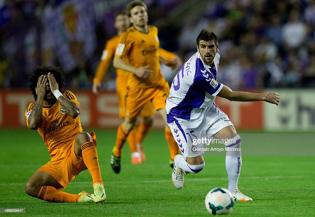 Real Valladolid CF v Real Madrid CF - La Liga : News Photo