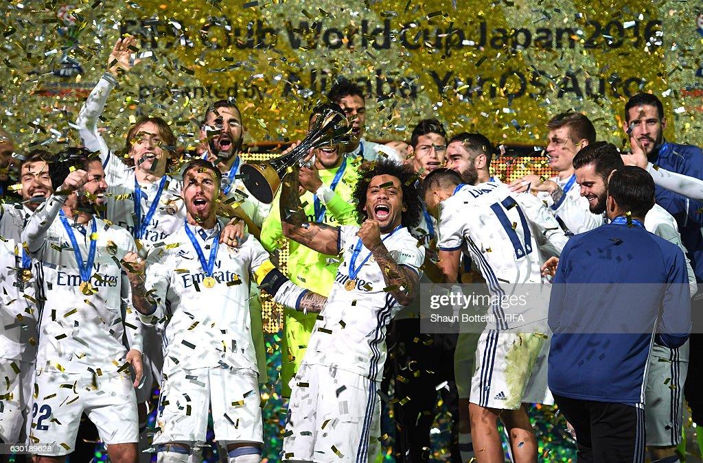Real Madrid v Kashima Antlers- FIFA Club World Cup Final